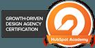 HubSpot Growth-Driven Design badge